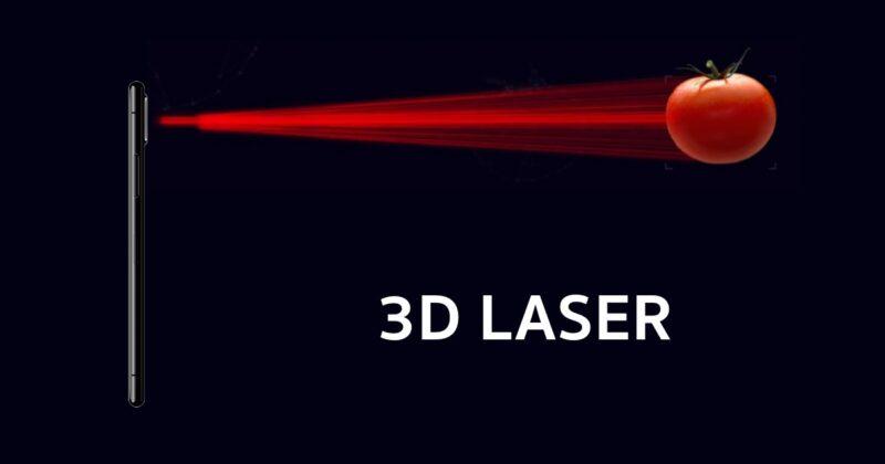 iphone 8 3d laser 2
