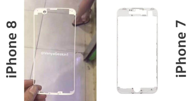 iphone-8-screen-bracket-frame-allegedly-leaked-no-home-button-photo