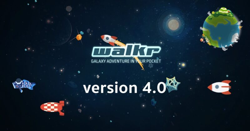 walkr 4.0