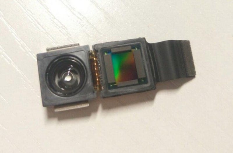 3d sensing module iphone 8