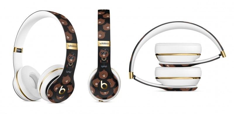 Beats Solo3 Wireless On-Ear LINE Friends Special Edition 2