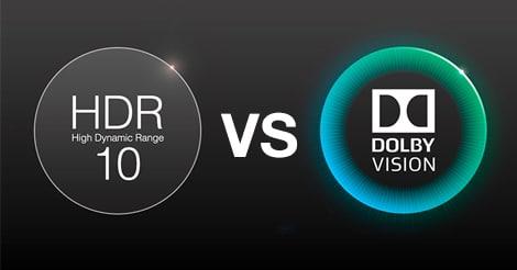 HDR 10 vs Dolby Vision 470x246