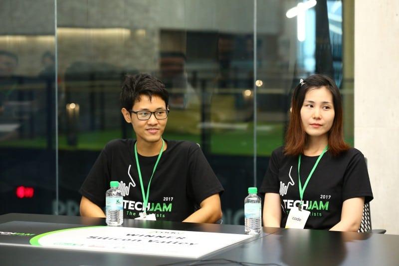 ทีม AI shiteru ชนะเลิศรายการ Code Track
