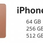 iPhone 8 อาจมาพร้อม RAM 3 GB และมีความจุ 64, 256, 512 GB ให้เลือก