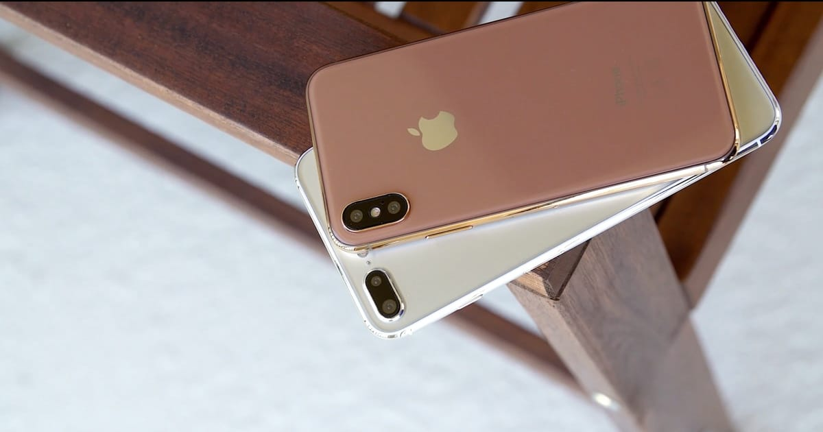 iphone 8 gold 7s plus silver