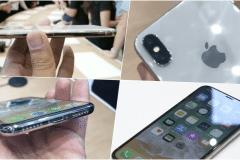 1st impression iphone x