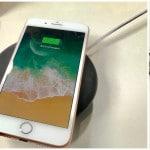 ทดสอบชาร์จแบตแบบไร้สายบน iPhone 8 กับแท่นชาร์จ Samsung และแบรนด์อื่นๆ พบใช้งานได้ดีงาม