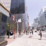 พาชม Apple Ginza สาขาแรกและใหญ่ที่สุดในญี่ปุ่น มี 4 ชั้นพร้อมลิฟท์กระจก