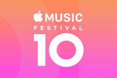 ภาพจากเว็บไซต์ Apple Music Festival