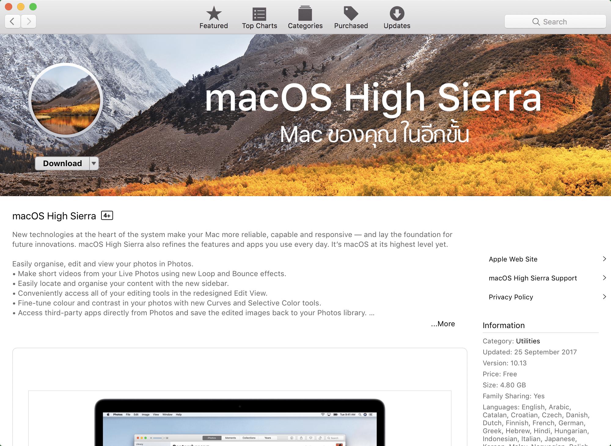 apple-releases-macos-high-sierra