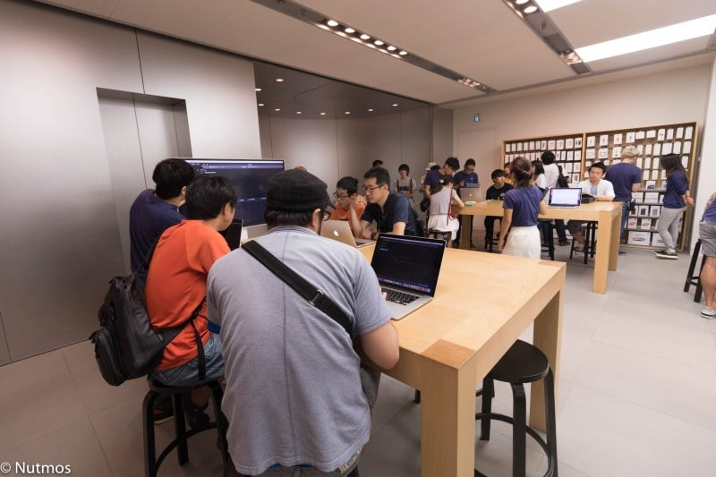 apple-shibuya-second-floor