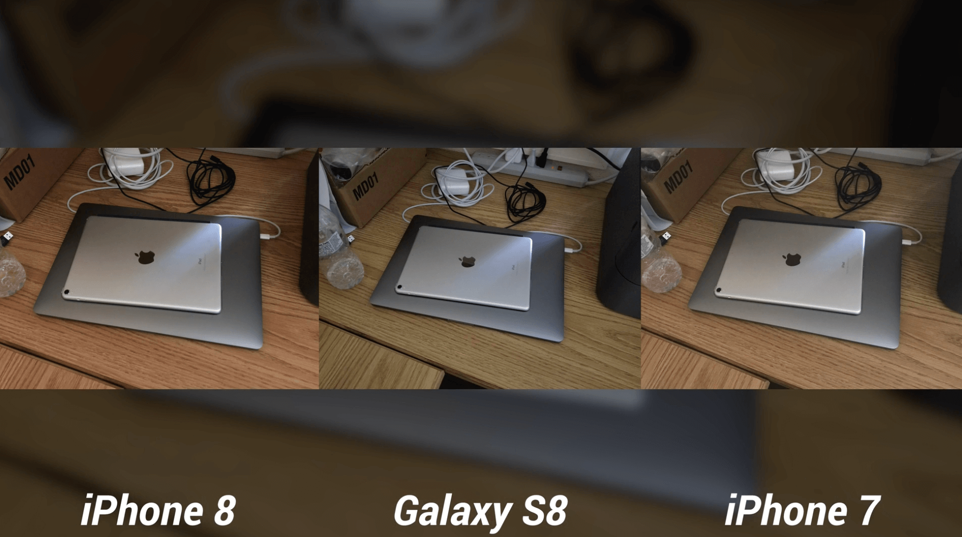 iPhone 8 Camera Test vs Galaxy S8 & iPhone 7-3