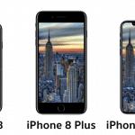 [ลือ] ผู้ผลิตเคสเผย ปีนี้ iPhone จะมี 3 รุ่น iPhone 8, 8 Plus และ iPhone Edition