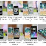 ชมคลิป เปรียบเทียบขนาดตัวเครื่อง iPhone 8 เทียบกับ iPhone ทุกรุ่นกันแบบชัด ๆ