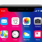 Apple ออกอัพเดต iOS 11.1.2 แก้ปัญหาหน้าจอไม่ตอบสนองและภาพเบี้ยวของ iPhone X
