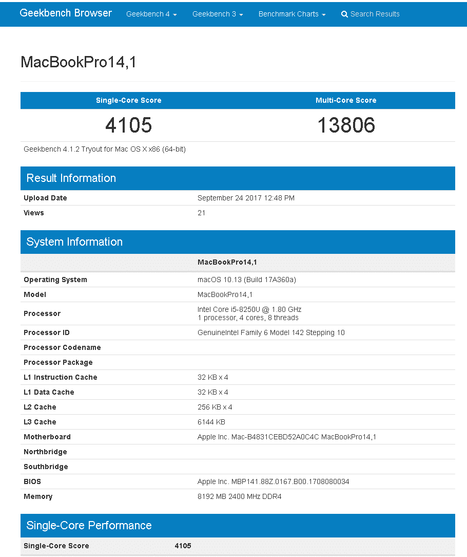 macbook pro intel kaby lake-r
