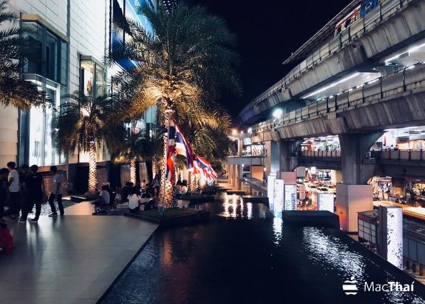 ถ่ายภาพแสงน้อยด้วยกล้อง iPhone 8 Plus ในเวลากลางคืน