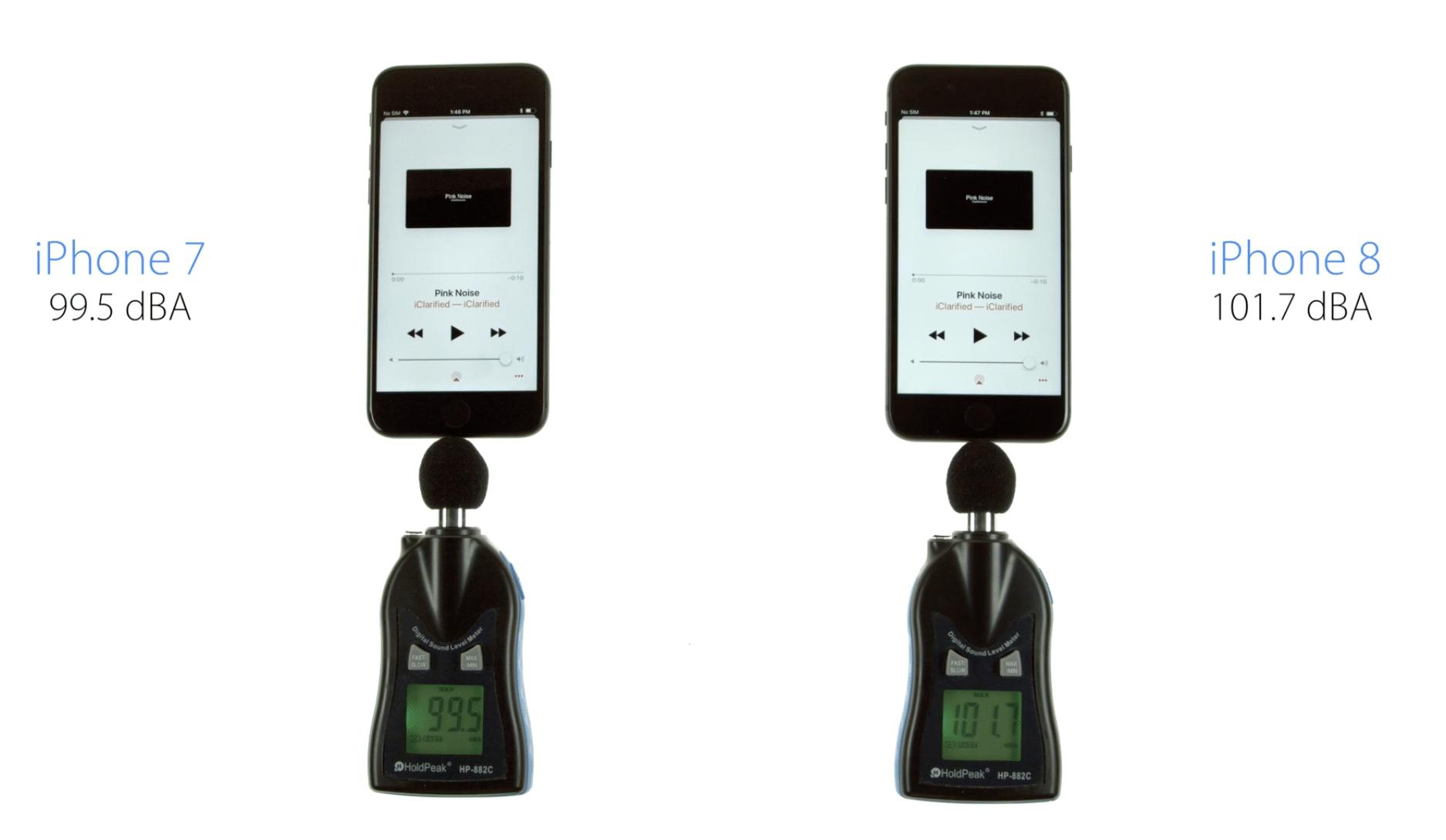 speaker-volume-test-iphone-8-vs-iphone-7-video 2