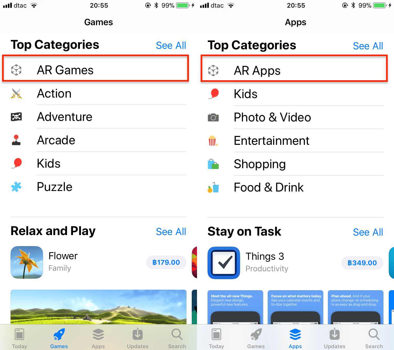app-store-ios-11-ar-games-ar-apps 1