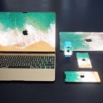 ชมคอนเซ็ปสุดฮา !! แปลงหน้าจอ iPad, MacBook, Apple Watch ให้เหมือน iPhone X