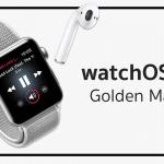 [หลุด] ฟีเจอร์ทั้งหมดบน watchOS 4.1 GM คาดเตรียมปล่อยจริงไม่เกินอาทิตย์หน้า