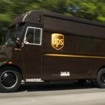 UPS-truck