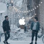 Apple ออกโฆษณาใหม่รับเทศกาลขอบคุณพระเจ้า เน้นโฆษณา AirPods และ iPhone X