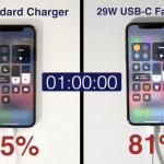 [ชมคลิป] ทดสอบเปรียบเทียบความเร็วในการชาร์จ iPhone X ระหว่างปลั๊กธรรมดากับ Fast Charging