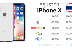 summary-iphone-x-price-thailand-truemove-h-ais-dtac-apple-online