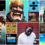 Apple ประกาศสุดยอดเพลง, หนัง, แอพยอดนิยมบน iTunes และ App Store ประจำปี 2017