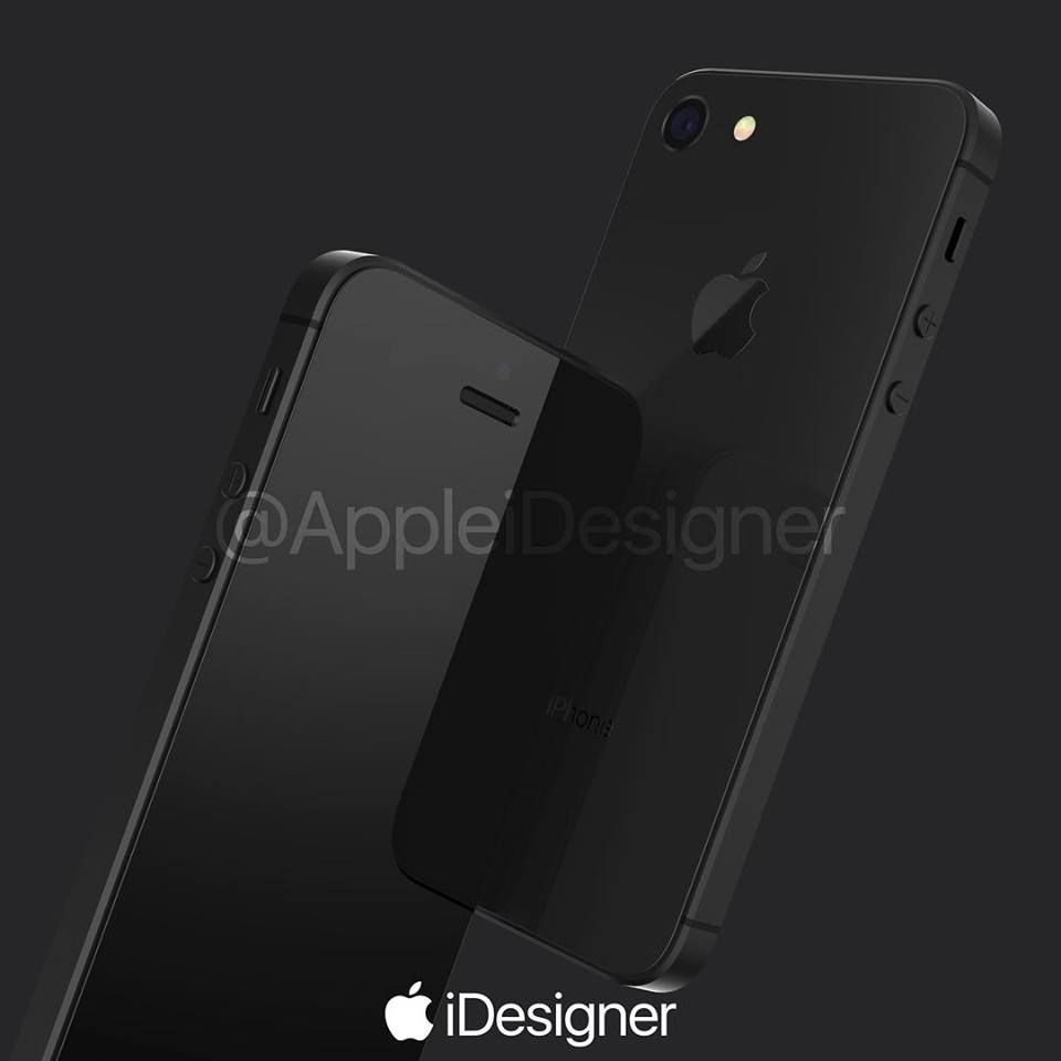 concept iphone se 2 by AppleiDesigner-1