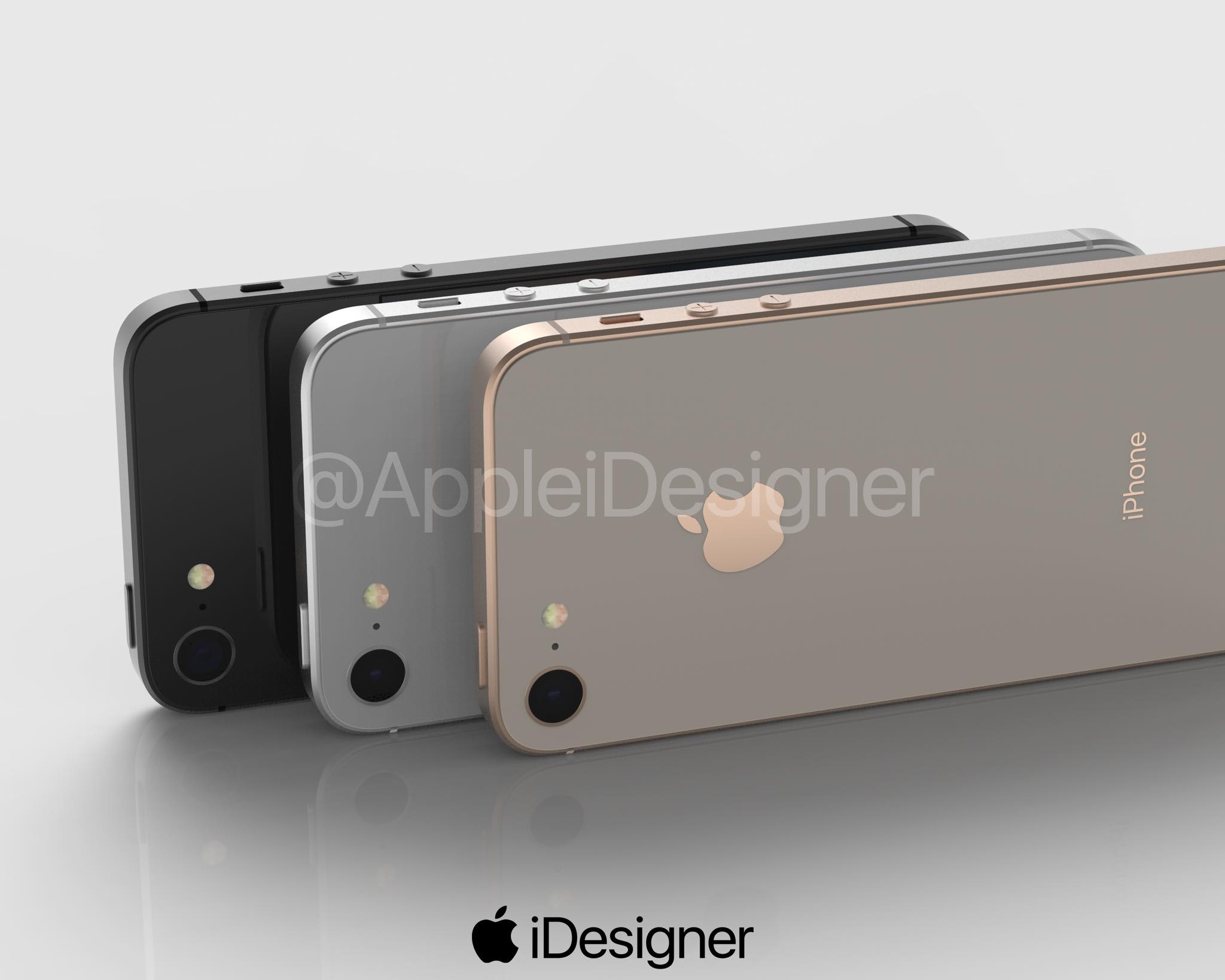 concept iphone se 2 by AppleiDesigner-7