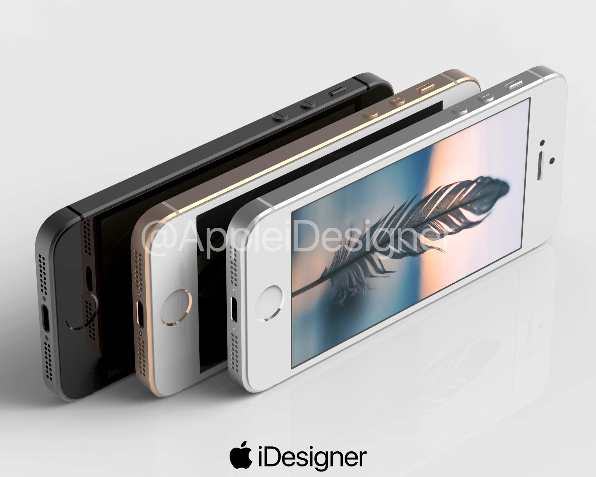concept iphone se 2 by AppleiDesigner-8