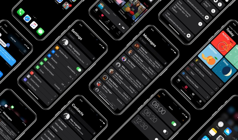 ios 11 dark mode-4