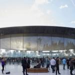 """Steve Jobs Theater ใน Apple Park ได้รับรางวัล """"งานศิลปะด้านโครงสร้าง"""" ยอดเยี่ยม"""