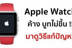 apple watch unbootable