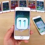 iOS 11 มีส่วนแบ่งผู้ใช้งานสูงถึง 65% แล้ว!
