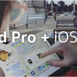 Apple ปล่อยโฆษณา iPad Pro ใหม่ ชูฟีเจอร์ ARKit และใช้ Apple Pencil รวมกับ iOS 11