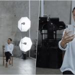 Apple ปล่อยคลิปเปรียบเทียบการจัดแสงไฟใน Studio เทียบกับ Portrait Lightning บน iPhone X