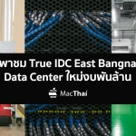 พาชม Data Center ใหม่งบพันล้านของ True IDC ทันสมัย ปลอดภัย มีหุ่นยนต์ด้วย