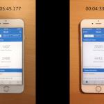 ชมคลิป เปรียบเทียบความเร็ว iPhone 6s ก่อนและหลัง เปลี่ยนแบตฯ มาดูกันต่างกันแค่ไหน ?