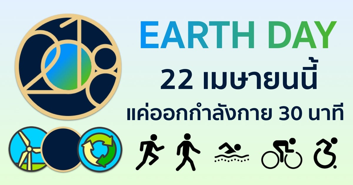 earth day achievement 2018 2