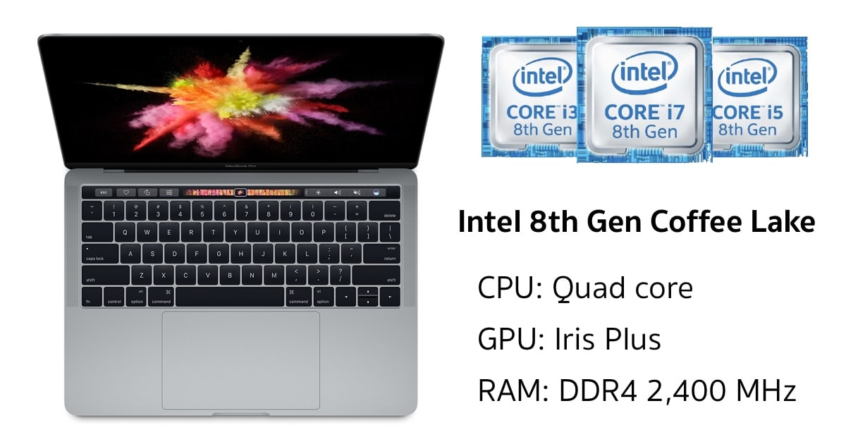 intel coffee lake macbook pro