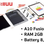 iFixit ชำแหละ iPad 9.7 นิ้ว รุ่นที่ 6 เผยมาพร้อม RAM 2 GB, แบต 8,827 mAh