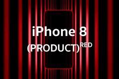 iphone 8 product red ads