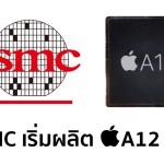 TSMC เริ่มผลิตชิป Apple A12 ระดับ 7nm แล้ว !! เตรียมนำไปใช้ร่วมกับ iPhone รุ่นใหม่