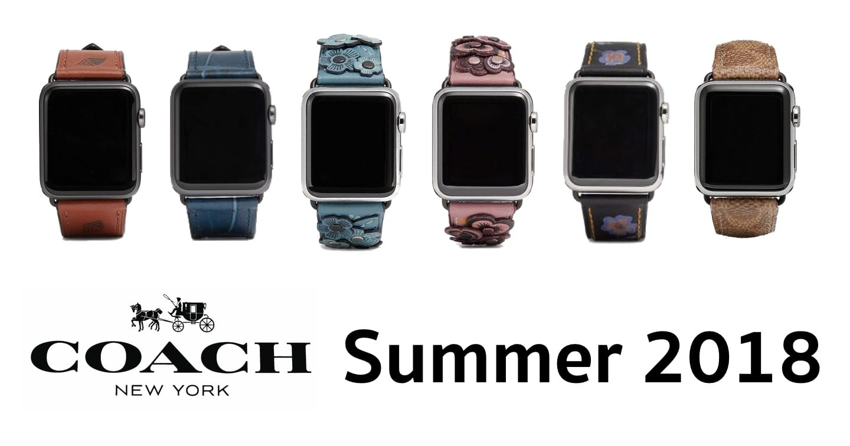 coach-apple-watch-bands-summer