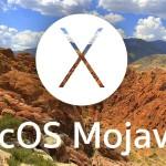 Apple แอบจดทะเบียนเครื่องหมายการค้าช่ือ macOS 10.14 จำนวนมาก มาดูกันว่ามีอะไรบ้าง