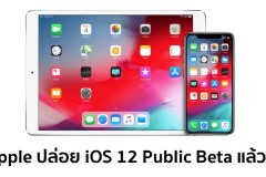 apple release ios 12 public beta 1