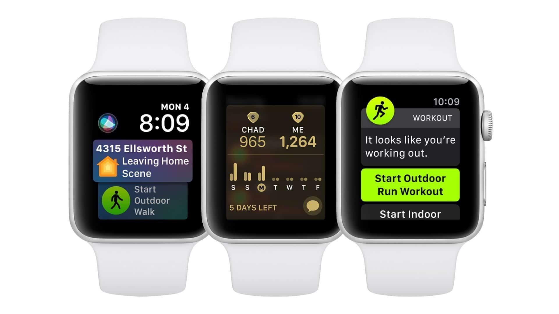 watchos-5-apple-watch
